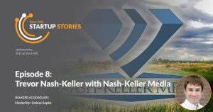 Trevor Nash-Keller with Nash-Keller Media