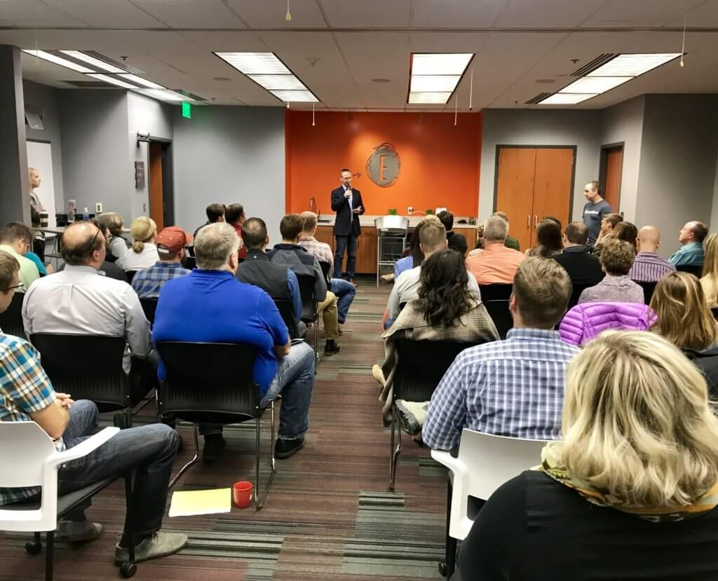 1 million cups at Zeal