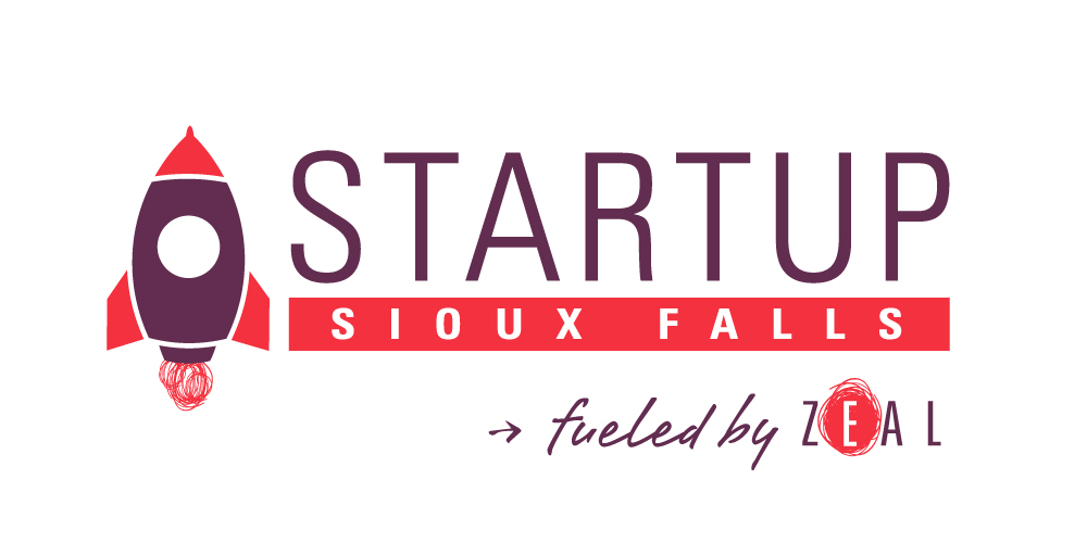 startup sioux falls fueled by zeal logo