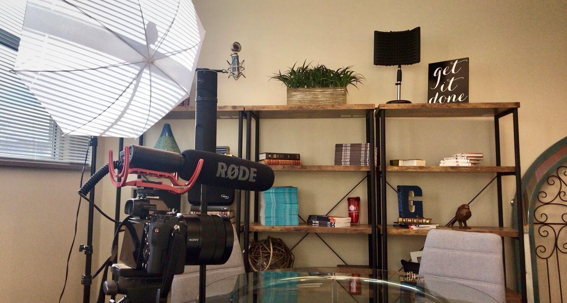 zeal media equipment shelves