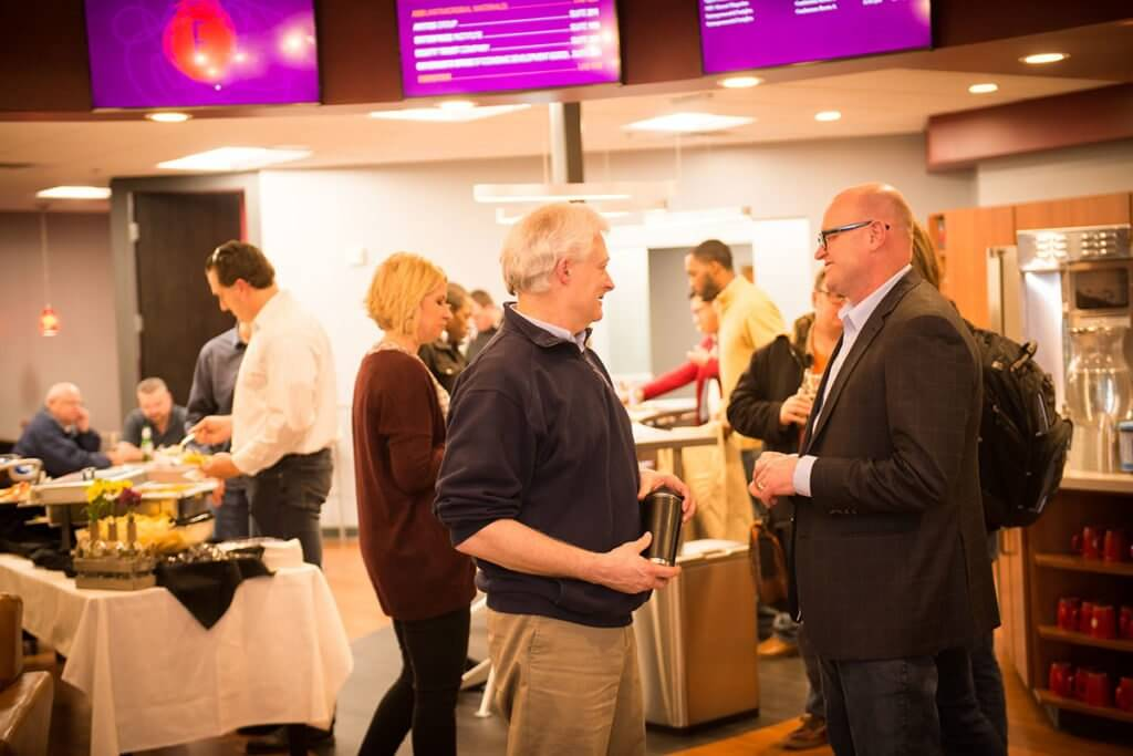 networking at Zeal