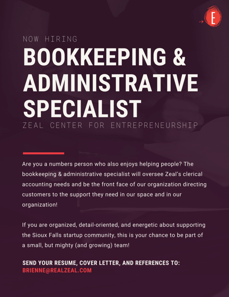 Bookkeeping and Administrative Specialist